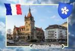 Postcard, Cities Of Europe Collection, Haguenau, France 27 - Cartes Géographiques