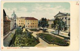 GOTTINGEN  Universitatsaula - GERMANY - Goettingen