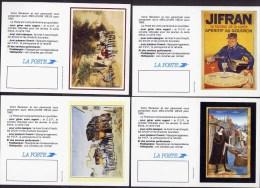 12 Petits Calendriers De La Poste Différents (3scans) 1992 (2) 1993 (3) 1994 (1) 1995 (2) Non Pliés - Calendari