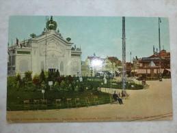 Liege Exposition 1905 Pavillon De L'agriculture France (pli Dans Un Coin) - Belgique