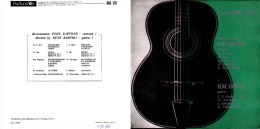 Recital By Rene Bartoli - Guitare 1 - Instrumental