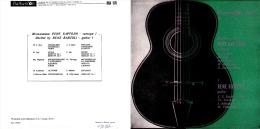 . Superlimited Edition CD Recital By Rene Bartoli - Guitare 1 - Instrumental