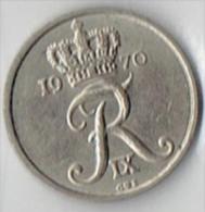 10 ØRE FROM 1970 - Dänemark