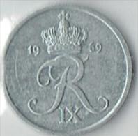 2 ØRE FROM 1969 - Denmark