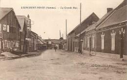 A16-0116 :  LIANCOURT FOSSE LA GRANDE RUE - Francia