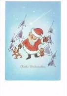 Joyeux Noel - Père Noel Lapin - EVP - 1964 - Noël