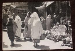 Marrakech Les Souks CP Maroc Afrique - Marrakech