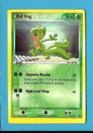 POKEMON 2006 - Moli Frog - 60 HP - 69 / 106 - 2 SCANS - Pokemón