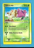 POKEMON 2006 - Nidoran Male - 60 HP - 71 / 106 - 2 SCANS - Pokemón