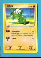 POKEMON 2006 - BAGON - 110 HP - 80 / 106 - 2 SCANS - Pokemón
