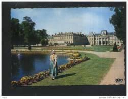 54 LUNEVILLE .... Jeune Lorraine Et Le Chateau 1962 ... - Luneville
