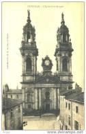54 LUNEVILLE L'eglise St Jacques - Luneville
