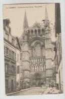 CPA LISIEUX (Calvados) - La Cathédrale Saint Pierre Portail Sud - Lisieux