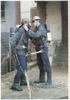 Métiers -  Sapeurs-Pompiers - Equipements - Incendie De Silo - Bapaume 62 - Sapeurs-Pompiers