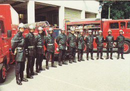 Métiers - Sapeurs-Pompiers / Canteleu 76  Fourgon Pompe Tonne / Malaunay Manoeuvres / Brigade Deville Les Rouen - Sapeurs-Pompiers