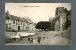 CASSEL  - CONTOUR DE L ´ EGLISE - Cassel
