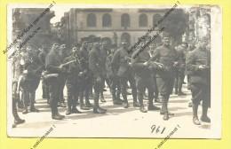 Orchestre Militaire Musique  Régiment De Zouaves A Determiner Carte Photo - Algérie