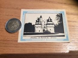"""Chromo CHICORÉE ARLATTE BLEU ARGENT """"Château De Rambures (Somme)"""" N°31 - Trade Cards"""