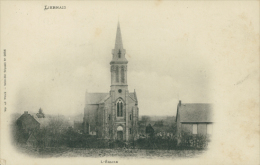 21 LIERNAIS / L'Eglise / - France