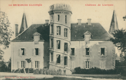21 LIERNAIS / Château De Liernais / - France