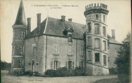 21 LIERNAIS / Château Balivet / - France