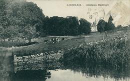 21 LIERNAIS / Château Ballivet / - France