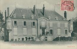 21 LIERNAIS / Château De Veulerot / - France