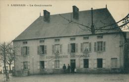 21 LIERNAIS / La Gendarmerie / - France