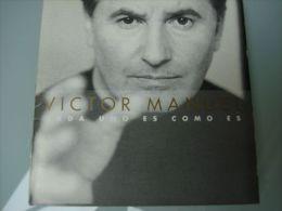 CADA UNO ES COMO ES ......  Victor, Manuel - Music & Instruments