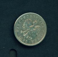 POLAND  -  1995  1z  Circulated Coin - Poland