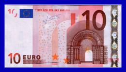 """""""Y"""" GREECE Firma TRICHET N036 F6  UNC - 10 Euro"""