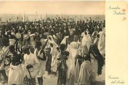 SOMALIA ITALIANA. FANTASIA DELL'ARAFA. CARTOLINA NON VIAGGIATA 1937 - Somalie