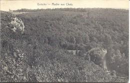 DOISCHE ..-- Roche Aux Chats .1911 Vers ANVERS ( Melle Jeanne DILLEM ) . Voir Verso . - Doische