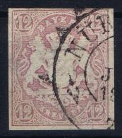 BAYERN:  Mi Nr 18  Yv Nr 21 Used - Bayern