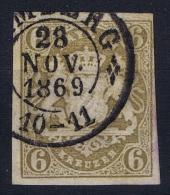BAYERN:  Mi Nr 20  Yv Nr 18 Used - Bavaria