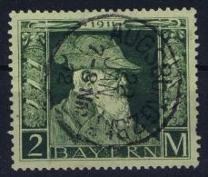 BAYERN:  Mi Nr 87 I Used   1911 - Bayern