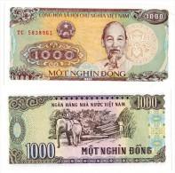 Viêt-Nam - 1000 Dong 1988 (UNC) - Vietnam