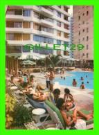 CARTAGENA, COLOMBIE - COLOMBIA - HOTEL LAS VELAS, PISCINA  ANIMATED - - Colombie