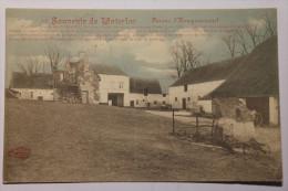 Cpa Souvenir De Waterloo Ferme D'Hougoumont -  DV01 - Waterloo