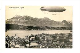 LUZERN Luftschiffstation  2 Petit Trous Puinaise - LU Lucerne