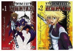 Necromancer (Moonkey) T1 + T2 - Editions Pika - Mangas