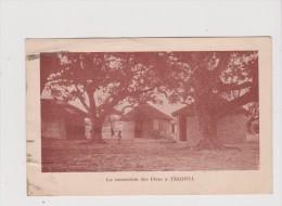 Carte Postale - La Concession Des Pères à TIKONTI - Les Redemptoristes En A O F - Péfécture Du Niger District De Fada - Niger