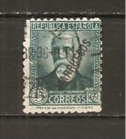 Tánger Español - Edifil 74 - Yvert 193 (usado) (o) - Marruecos Español