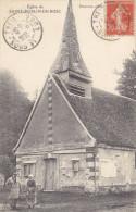 [027] Eure - Saint Meslin Du Bosc , Eglise - France