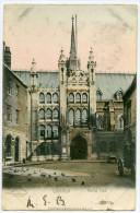 LONDON : GUILD HALL / POSTMARK - KINGS LANGLEY DUPLEX 1903 (HERTS) - London Suburbs