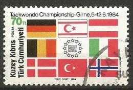 1984 - Mi. 157 O, Turkish Republic Of Northern Cyprus - Cyprus (Turkey)