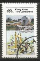 1989 - Mi. 270 O, Turkish Republic Of Northern Cyprus - Cyprus (Turkije)