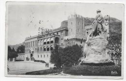 (RECTO / VERSO) MONACO - N° 810 - LE PALAIS DU PRINCE - CPA - Fürstenpalast