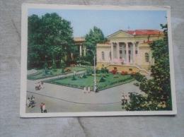 Ukraine  ODESSA  Museum    D135471 - Ukraine