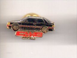 REF A2 : Pin's Pin Club GTI Peugeot 309 - Pin's